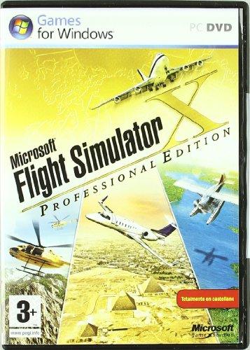 Microsoft Flight Simulator X: Deluxe Edition, MX (Flight Simulator Deluxe)