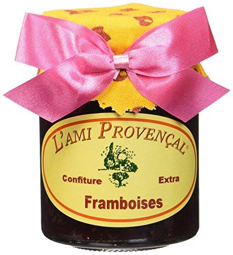 L'Ami Provençal Confiture Framboises - Lot de 3