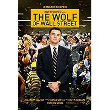 El lobo de Wall Street agradable tela de seda paño de pared Póster Impresión (20x 13inch)