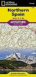 Spanien, Norden: NATIONAL GEOGRAPHIC Adventure Maps