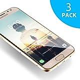 3 Pack Vetro Temperato Samsung Galaxy J5 2017 , SUERW Pellicola Protettiva in Vetro Temperato 9H 0.33 MM Per Samsung Galaxy J5 2017