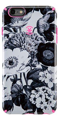 �CandyShell Inked Schutzhülle für Apple iPhone 6Plus, Polycarbonat, Grey, Pink, iPhone 6 Plus ()