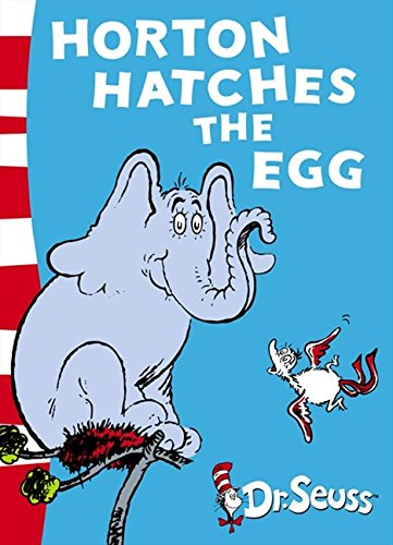 Horton Hatches the Egg: Yellow Back Book (Dr. Seuss - Yellow Back Book) (Dr Seuss Elefant)