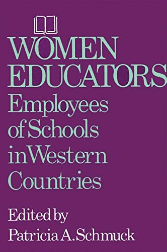 Women Educators: Employees of Schools in Western Countries: Employees of Schools in Western World Countries (Womens Western Schmuck)