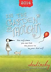 2014 In the Garden of Thoughts planner
