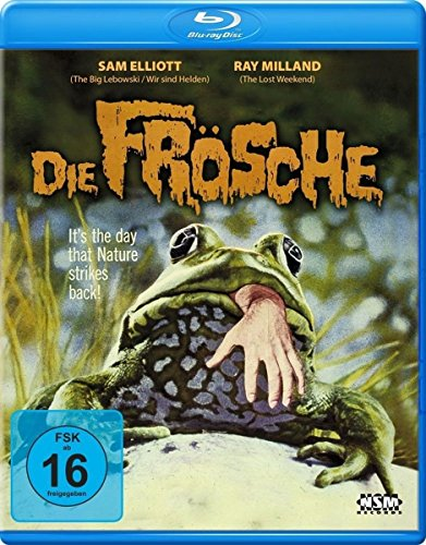 Die Frösche - Uncut [Blu-ray]