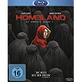 Homeland - Season 4 [Blu-ray]