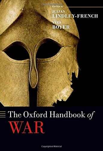 The Oxford Handbook of War (Oxford Handbooks in Politics & International Relations)