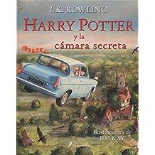HARRY POTTER Y LA CAMARA SECRETA (Ilustrado)