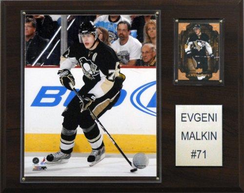 C & I Collectables NHL Evgeni Malkin Pittsburgh Penguins Player Plaque