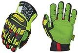 Mechanix Wear Herren The Safety M-Pact ORHD Handschuhe Gelb/Rot Größe S