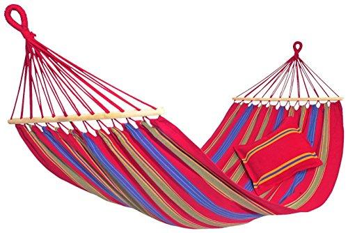 Amazonas EL-1070000 Aruba - Hamaca (210 x 120 cm, resistencia: 150 kg)