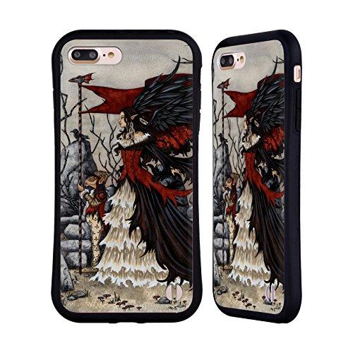 Ufficiale Amy Brown Guardiano Fantasy Case Ibrida per Apple iPhone 7 / iPhone 8 Morgan Lefey