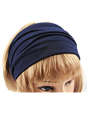 axy HB4 Haarband Yoga Headband Hairband