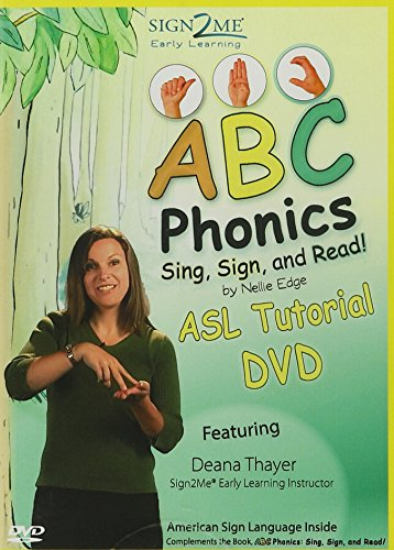 ign, and Read! - ASL Tutorial DVD - Early Literacy, Promoted and Supported with American Sign Language and Music ()
