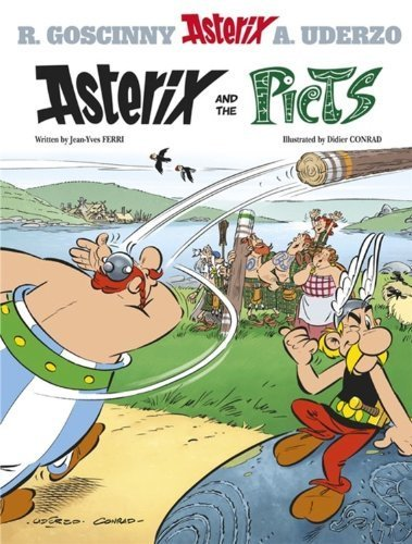 Asterix and the Picts: Album #35 by Ferri, Jean-Yves (2013) Hardcover