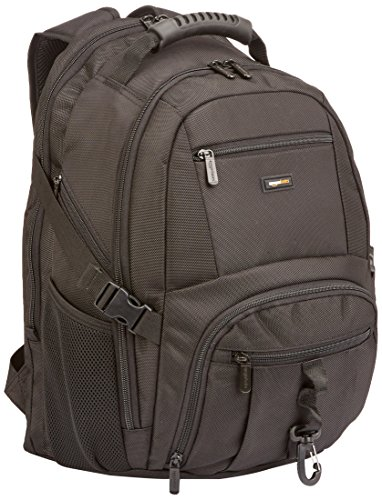 AmazonBasics Explorer Laptop Backpack – Fits Up To 15-Inch Laptops