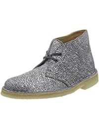 Clarks Boot. , Botas Desert para Mujer