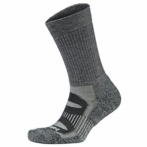 Balega Caché Confort Semelle Rembourrage Chaussettes de course-noir Medium