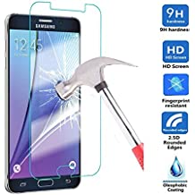 Samsung Galaxy J5 2017 pellicola protettiva/Galaxy J5 2017 pellicola protettiva Ipro Accessories® Galaxy J5 2017 tempered glass Screen Protector, [HD Clear] [anti-graffio] Durezza 9H 0.33 mm facile da installare trasparente proteggi schermo per Galaxy J5 2017 [compatibile con Samsung Galaxy J5 2017 case]