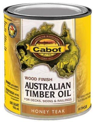Cabot Samuel 19458-05 Australian Timber Oil, QT,