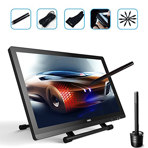ugee-ug2150-215-inch-hd-resolution-ips-graphic-tablet-led-drawing-monitor-with-2-original-rechargeab