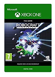 Robocraft Infinity | Xbox One - Download Code: Amazon.co ...
