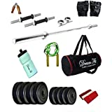 7fa490dd06 DREAMFIT 10 KG Home Gym with 3FT Straight Rod