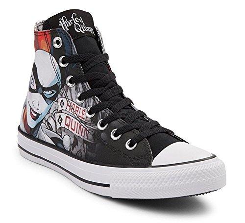 Converse Chuck Taylor All Star Ct A / S Oxford Seasnl scarpe da basket Harley Quinn