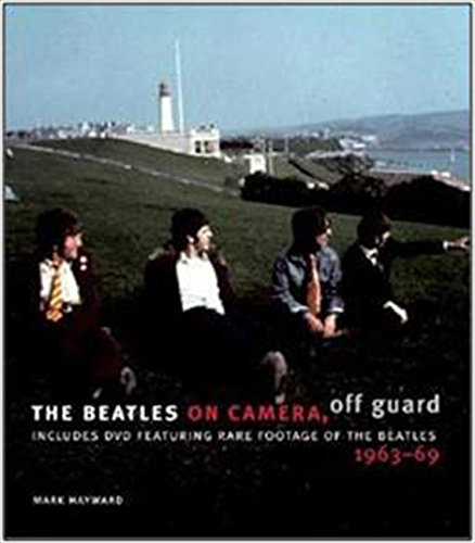 The Beatles: On Camera, Off Guard (Book & DVD)