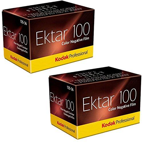 Kodak Ektar 100Professionelle ISO 100, 35mm, 36Aufnahmen, Color Negativ-Film