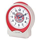 FC BAYERN MUENCHEN AG FCB Wecker Emblem analog