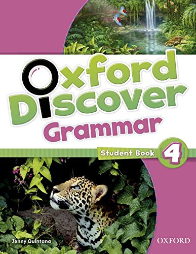 Oxford Discover Grammar 4: Student's Book - 9780194432689