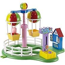 Peppa Pig - Globos voladores, parque de atracciones (Bandai 05881)