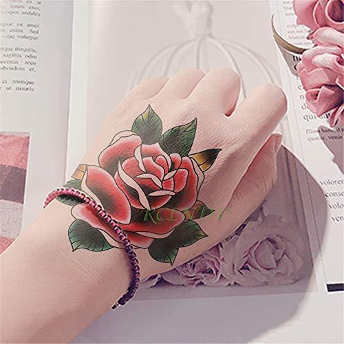 Handaxian 3pcs adesivo tatuaggio impermeabile cool giapponese anime body art ragazza femmina maschio 3pcs-11