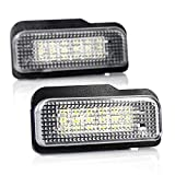 LED Kennzeichenbeleuchtung Canbus Module mit E-Zulassung V-030204