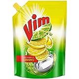 Vim Dishwash Gel - Lemon - 900ml