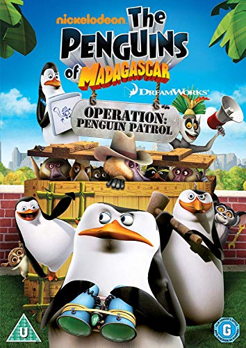 Of Madagascar: Operation Penguin Patrol