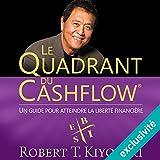 Le Quadrant du Cashflow - Un guide pour attendre la liberté financière - Format Téléchargement Audio - 19,95 €