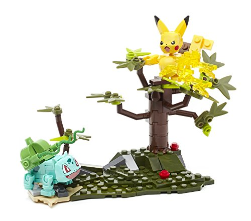 Mega-Construx-Pokemon-Pikachu-vs-Bulbasaur