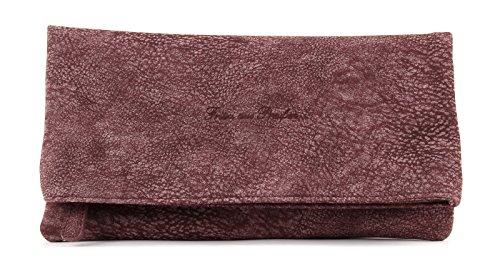 Fritzi aus Preußen Damen Ronja Clas Umhängetaschen, 30x15x3 cm inka red