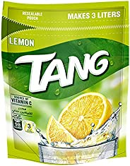 Tang Lemon Flavoured Juice, 375 gm