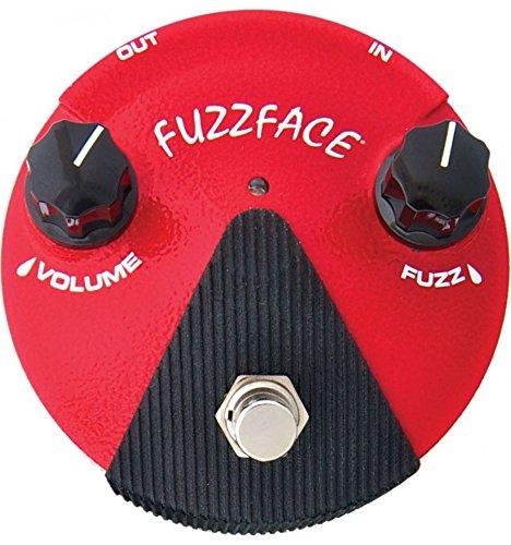 Dunlop FFM2 Fuzz Face Mini Germanio Gitarren-Effektpedal