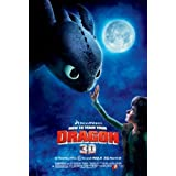 How to Train Your Dragon Plakat Movie Poster (27 x 40 Inches - 69cm x 102cm) (2010) D