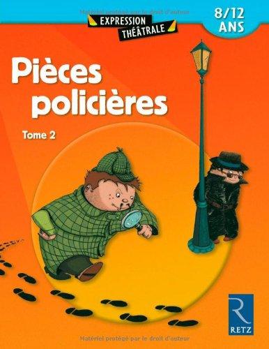 Price comparison product image Pièces policières : Tome 2,  8 / 12 ans