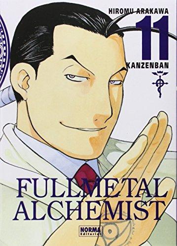 Fullmetal alchemist Kanzenban 11 por Hiromu Arakawa