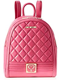 Love Moschino - Moschino, Bolsos mochila Mujer, Pink (Fuchsia), 9x28x24 cm (B x H T)