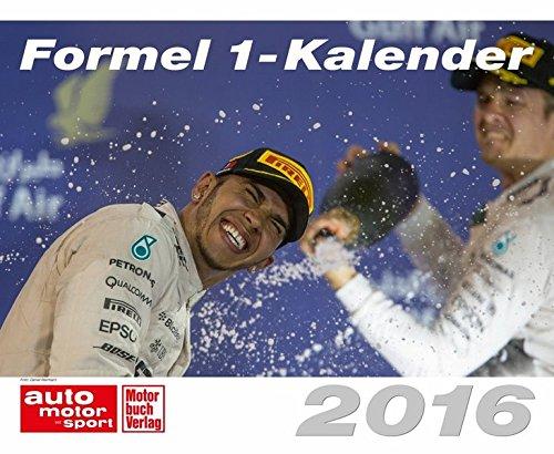 Preisvergleich Produktbild Formel 1-Kalender 2016