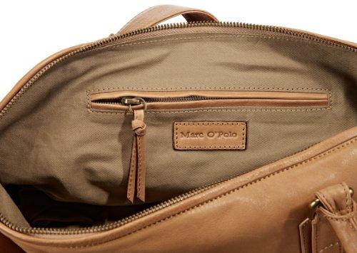 Marc O'Polo Accessories Abigail Bowling Bag, Sacs de bowling Beige - Beige (sand 22000)