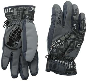 Gloves Men Grenade Fragment Gloves